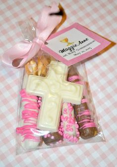 First Holy Communion Party favors   Communion Party Ideas on Pinterest   Favors, First holy communion ...