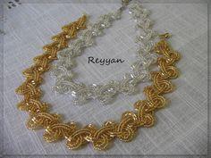 elegant necklace Tutorial