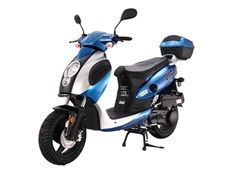 Taotao Pilot Moped Scooter Electric With Keys, Kick Start Back Up CA Legal Gas Moped, 150cc Scooter, Moped Scooter, Moped Motorcycle, Motorcycle Price, Vespa, Street Legal Scooters, Street Bikes, Scooters For Sale