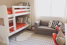 DIY FRIDAY: BOY'S ROOM RE-DESIGN