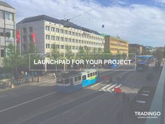 Tradingo | Launchpad for your project. Create, test, and execute projects with Tradingo. Based in Sweden. www.tradingo.se hello@tradingo.se