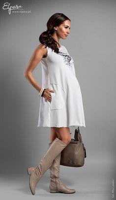 Sukienka ciążowa Libby