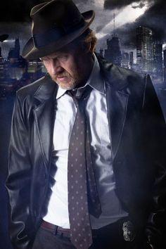 Gotham TV Show | Gotham TV Show Harvey Bullock Actor Donal Logue 681x1024 Gotham ...