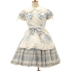 http://www.wunderwelt.jp/products/detail5217.html ☆ ·.. · ° ☆ ·.. · ° ☆ ·.. · ° ☆ ·.. · ° ☆ ·.. · ° ☆ Apron with dress Angelic pretty ☆ ·.. · ° ☆ How to order ☆ ·.. · ° ☆  http://www.wunderwelt.jp/blog/5022 ☆ ·.. · ☆ Japanese Vintage Lolita clothing shop Wunderwelt ☆ ·.. · ☆ #egl