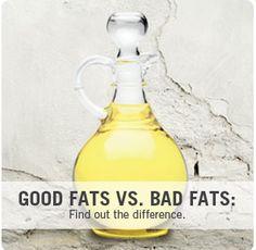 http://www.goodfats101.com/fats-101/good-vs-bad/