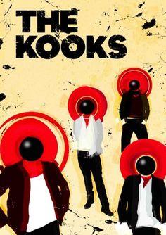 Image result for the kooks poster