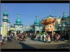 Toy Story Mania Tokyo Disney Sea, Toy Story, Disneyland, World, Disney Land, Disney Resorts, The World, Earth