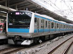 Keihin-Tōhoku Line (京浜東北線)