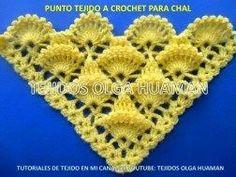 Triangle Shawl Models Beautiful new triangle shawl models are you … - knitting Poncho Au Crochet, Crochet Lace Edging, Crochet Squares, Crochet Flowers, Knit Crochet, Crochet Stitches Patterns, Crochet Designs, Stitch Patterns, Prayer Shawl Patterns