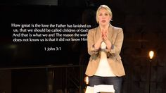 5 Minutes in the Word with Marian Jordan Ellis | 1 John 3:1  A Redeemed Girl Knows Her Identity