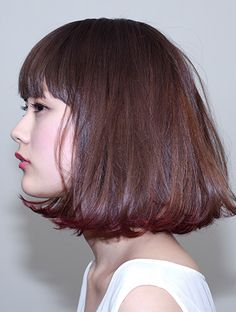 DaB | hair salon at omotesando daikanyama - STYLE 18 STYLE: BOB