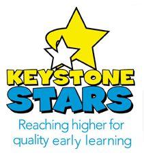 We are PROUD to be a Keystone Stars 3 Accredited Child Care, Preschool, and Kindergarten! #garrettsway