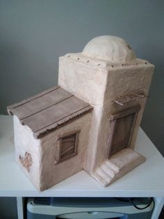 Foro de Belenismo - Anuncios comerciales - particulares -> Complementos de belén en venta Diy Dollhouse, Dollhouse Furniture, Isometric Art, Christmas Nativity Scene, Modelos 3d, Architecture Old, Tabletop Games, Inspired Homes, Christmas Projects