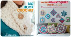 If #crochet is your passion or something that you would like to learn then you will want to check out this month's #giveaway over on the blog http://art-of-crafts.net/2015/10/05/giveaway-to-win-one-of-two-crochet-books/