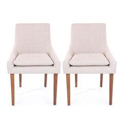 Idris Dining Chair Pair