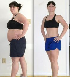 Melissa H. lost 36 LBS and 7 off her waist! Fitness Program: P90X beachbody