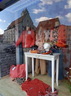 Fensterbilder AIDENBACH ... amazing Bavaria 😊 Blauer Sturm = Mode Sturm Fashion Styles