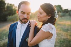 beautiful wedding in south of France
