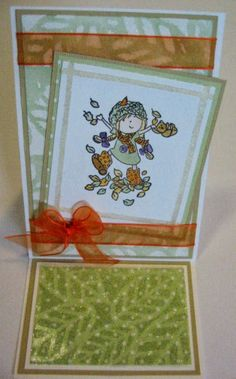 tilly daydream leaves card ideas - Google Search Leaf Cards, Make A Table, Poinsettia, Daydream, Christening, Card Ideas, Decorative Boxes, Leaves, Table Decorations