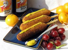 corn dog mix gluten free by MySistersHouse on Etsy, $4.50