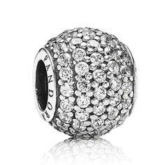 Pandora Clear Pave Lights Charm #PANDORA