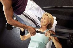 Why Weight Lifting Is the Fountain of Youth for People Over Age 50