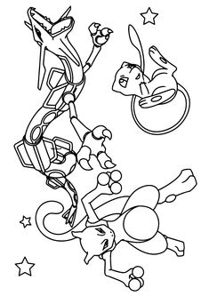 pokemon mewtwo coloring pages - through the thousand photographs on the web in   pokemon
