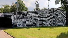 Wall paints, Muurschilderingen, Peintures Murales,Trompe-l'oeil, Graffiti, Murals, Street art.: Eindhoven - Netherlands Bier en Brood