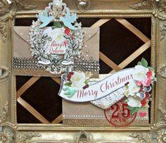 #envelopes #kraft #christmas #cards Webster's Pages