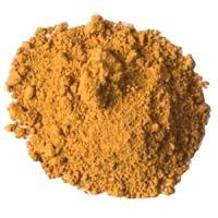 Dark yellow ochre.