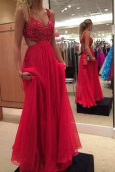 sexy prom dresses,red chiffon prom dresses,cheap backless prom dresses,charming prom dresses,evening dresses,long party dresses