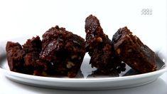 eat more-  Eggless Chocolate Brownies - Sanjeev Kapoor's Kitchen