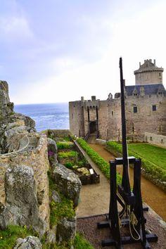 Fort la Latte, France, França, Bretagne, Bretanha