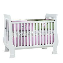 Baby Cache Essentials Sleigh Crib - White...closest look alike to the crib I want. Must cheaper...