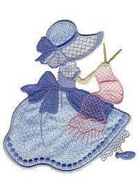 blue Bonnet Girls