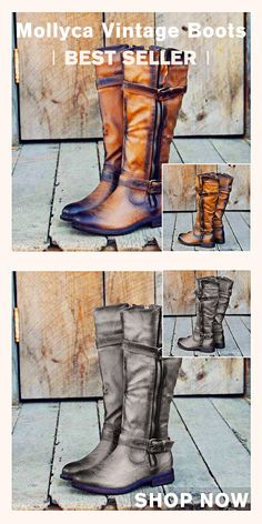 11 Best Mollyca images | Vintage boots, Shoe boots, Riding boots