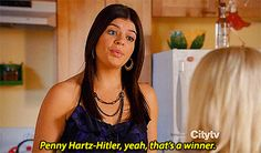 Happy Endings quote - Penny (Hartz-Hitler) Happy Endings Tv Show, Happy Endings Quotes, Comedy Series, Hilarious, Funny, Looks Cool, My Best Friend, Qoutes, Tv Shows
