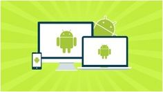 On this starting Android course you'll be taught every little thing you have to