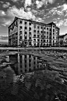 """""""Abandoned dreams"""" by Jorge Maia, via 500px."""
