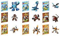 LEGO Mixels Series 2 - www.hothbricks.com