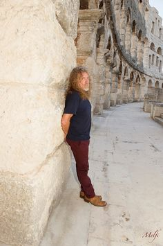 Robert Plant. Photo by Frank Melfi
