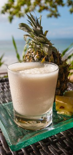 Cocktails on the beach overlooking Jimbaran Bay at InterContinental Bali Resort.   #cocktails #tropical