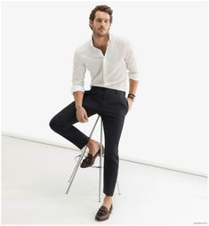 Massimo Dutti NYC Collection Highlights Camel Colored Mens Styles for Spring 2015