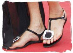 roger-vivier-sandals- #rogerviviersandals #rogervivierflats