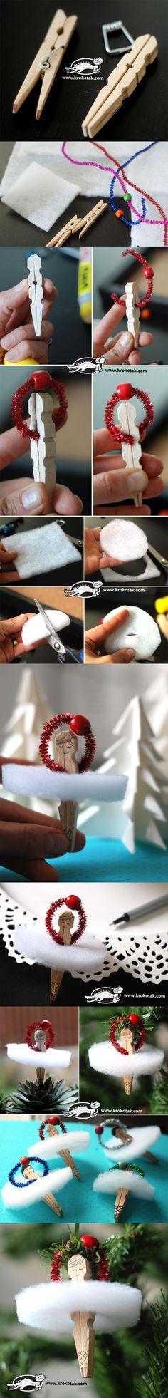 Ingeniosa decoración de navidad - Muy Ingenioso