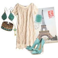 Love this outfit... inspiration for a summer vacation!