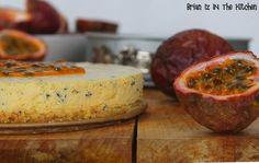 Cheesecake Sans Cuisson au Fruit de la Passion