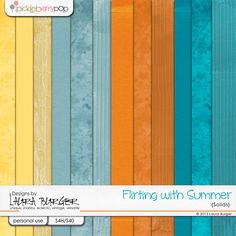Flirting with Summer Solid Papers https://www.pickleberrypop.com/shop/product.php?productid=28362=0=1