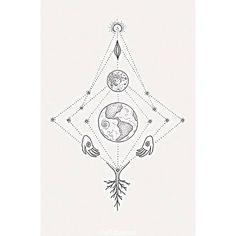Da energia do sol central Å energia da vulva cósmica (que é a energia feminina criativa, que gera tudo)  Å guia lua (que movimenta) Å terra mãe que nos acolhe  Å nossa energia (que doa, que recebe) Å raiz de tudo (que firma) Entre constelações divinas que nos conectam  Tudo isto significa que ≈≈≈ ≈≈≈ energia é tudo que nos une ≈≈≈≈≈≈≈ não há separação 🔱 (((desenho feito vida, inspiração, para amigos lá da califórnia, Cathy y Jeff, distantes porém próximos ♥))) #draw #desenho #alfamor #art…