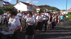 Procissão de Nossa Senhora das Angústias 2014- Ilha do Faial, Açores